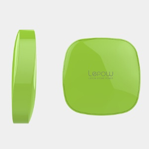 Lepow Stone 6000mAh Dual Outputs External Battery for iPhone HTC Sony Samsung etc - Green