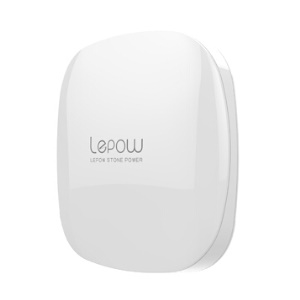 Lepow Moonstone Lady 6000mAh Dual Outputs Power Bank for iPhone iPad Samsung etc - White
