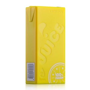 MOMAX iPower Juice 4400mAh External Battery for iPhone iPad Sony Samsung etc - Yellow