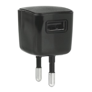 BlackBerry Mini Micro USB Power Adapter AC Wall Charger EU Plug