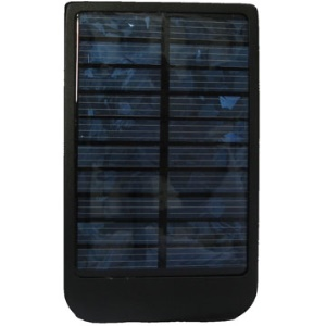 Universal 0.7w Solar Panel charger for Mobilephone (2600mAh)