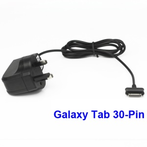 Samsung Galaxy Tab Wall Home Travel Charger for P1000 P7300 P7500 - UK Plug