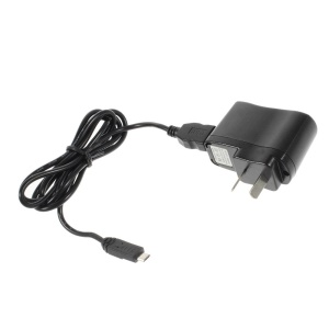 MicroUSB AC Wall Travel Charger for Samsung HTC Sony BlackBerry Nokia LG Motorola Huawei ZTE etc - AU Plug