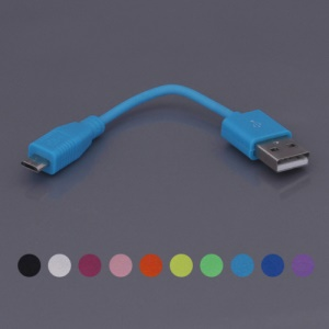 Pocket-size Micro USB Data Sync Charging Cable for Samsung HTC Sony Nokia LG BlackBerry Motorola Huawei etc