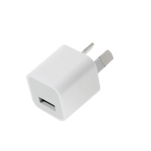 Cube USB Power Adapter for iPhone 5 4S 4 3GS 3G iPod A1265 - AU Plug