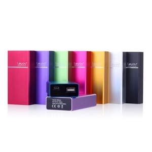 6000mAh Leyou LY-690 External Battery Power Bank for iPhone iPad iPod Samsung HTC LG
