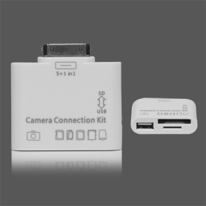 USB OTG Connection Kit Card Reader for Samsung Galaxy Tab 10.1 8.9 3G