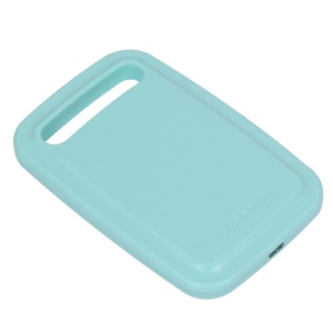 Cyan USAMS Qi Standard Wireless Charger for LG Google Nexus 4 / HTC 8X / Nokia Lumia 920 820