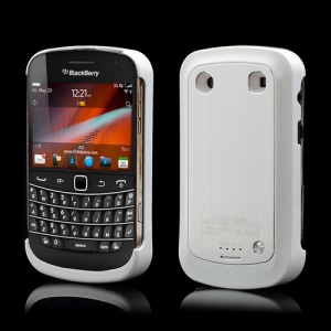 2000mAh Glossy Power Pack External Battery Case Charger for BlackBerry Bold 9900