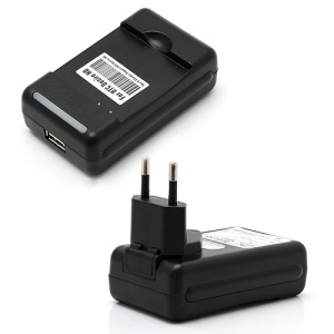 USB Battery Charger for HTC Desire HD / Inspire 4G - EU Plug
