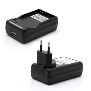 BH5X Battery Charger USB Adapter for Motorola Droid X MB810 / Droid X2 MB870 - EU Plug