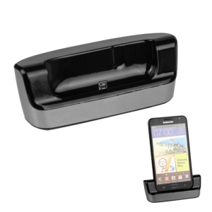 Micro USB Sync Charger Cradle Dock for Samsung Galaxy Note I9220 GT-N7000 LTE i717