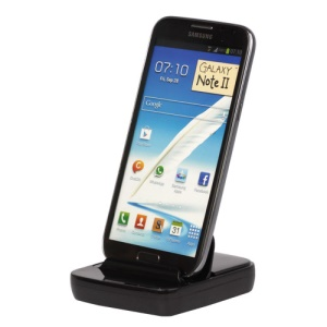 Desktop Cradle Dock Stand Charger Station for Samsung Galaxy Note 2 II N7100