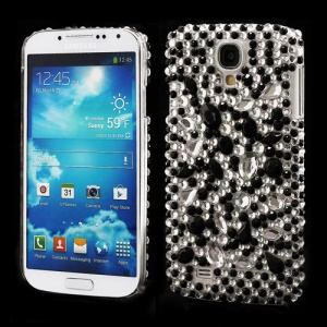 Bling Bling Crystal Diamond Case Shell for Samsung Galaxy S IV 4 i9500 i9505