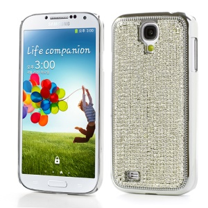 Luxury Electroplating Sparkling Rhinestone Case Cover for Samsung Galaxy S IV 4 i9500 i9505 i9502