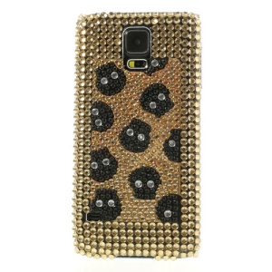 Cool Skull Rhinestone Hard Protective Case for Samsung Galaxy S5 G900