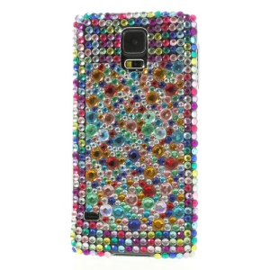 Colorized Rhinestone Hard Case Accessory for Samsung Galaxy S5 G900