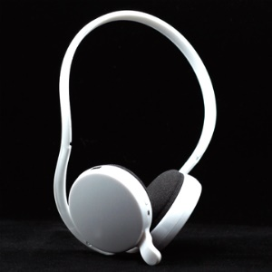 Stereo Audio Wireless Bluetooth Headset Headphone for Mobile Phone PC