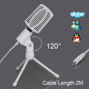 SF-940 Condenser Microphone Sound High Quality for PC Computer Laptop