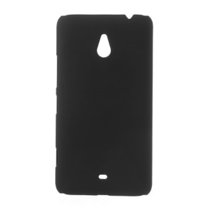 Rubberized Coating Hard Case for Nokia Lumia 1320 RM-994 RM-995 RM-996 - Black