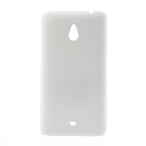 Rubberized Coating Hard Shell for Nokia Lumia 1320 RM-994 RM-995 RM-996 - White