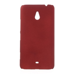 Rubberized Coating Plastic Cover for Nokia Lumia 1320 RM-994 RM-995 RM-996 - Red