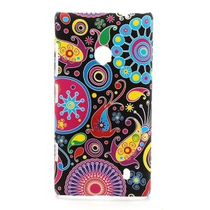 Colorized Hard Plastic Case Case Accessories for Nokia Lumia 520