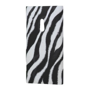 Zebra Stripe Hard Case Cover for Nokia Lumia 800 Sea Ray