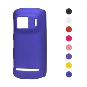 Rubberized Hard Plastic Case for Nokia 808 PureView RM-807