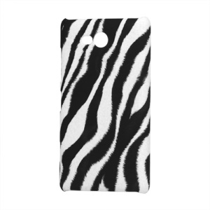 Vertacal Zebra Stripe Hard Shell for Nokia Lumia 820