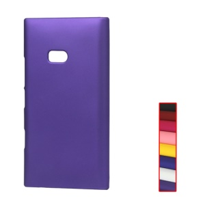 Rubberized Hard Plastic Case Cover for Nokia Lumia 900