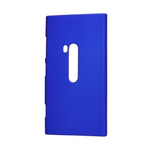 Rubberized Protective Hard Case Cover for Nokia Lumia 920 - Dark Blue