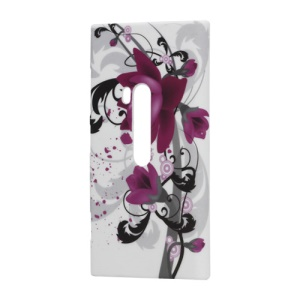 Beautiful Lotus Flower Hard Case Cover for Nokia Lumia 920