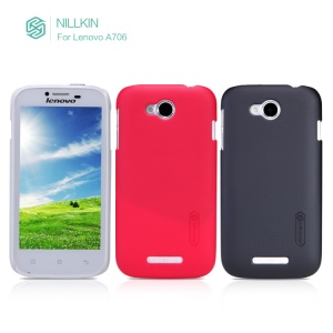 Nillkin Super Frosted Shield Hard Protective Case Cover for Lenovo A706
