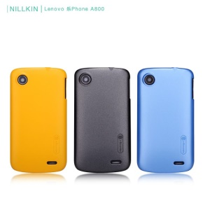 Nillkin Multi-color Shield Hard Case Cover for Lenovo IdeaPhone A800