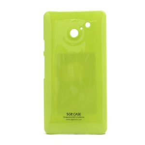 SGP High Glossy Hard Plastic Cover for Huawei Ascend D2 - Green