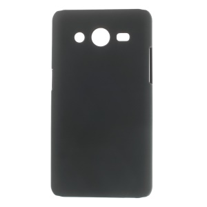 Black Rubberized Hard Case for Samsung Galaxy Core II 2 G355H