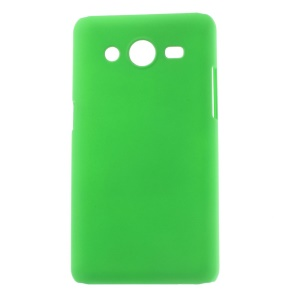 Green Rubberized Hard Shell Cover for Samsung Galaxy Core II 2 G355H