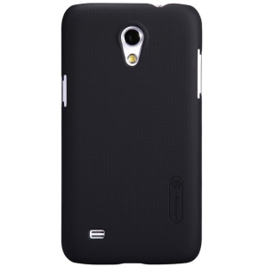Nillkin Super Matte Shield Hard Case for Samsung Galaxy Core Lite LTE G3586 - Black