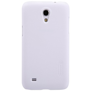Nillkin Super Matte Shield Hard Case for Samsung Galaxy Core Lite LTE G3586 - White