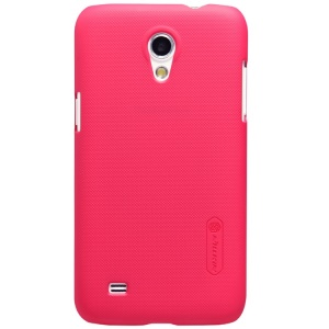Nillkin Super Matte Shield Hard Shell for Samsung Galaxy Core Lite LTE G3586 - Red