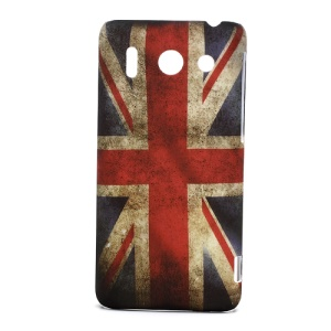 Retro Union Jack UK Flag Hard Case Cover for Huawei Ascend G510 U8951D