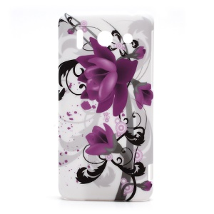 Beautiful Lotus Flower Hard Case Accessory for Huawei Ascend G510 U8951D