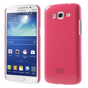 SGP Glossy PC Hard Back Case for Samsung Galaxy Grand 2 Duos G7102 G710S - Rose