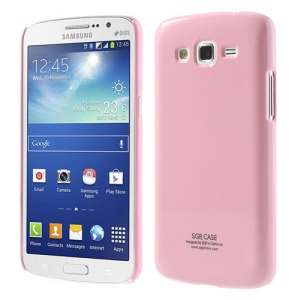 SGP Glossy Plastic Skin Case for Samsung Galaxy Grand 2 Duos G7102 G7105 - Pink