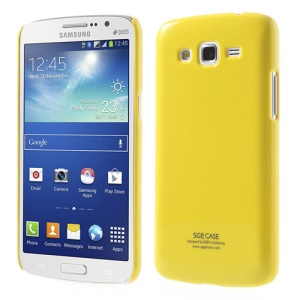 SGP Glossy Hard Shell Case for Samsung Galaxy Grand 2 Duos G7102 G7105 - Yellow