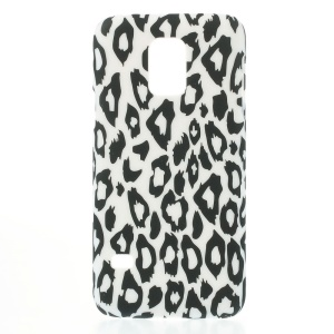 Leopard Pattern for Samsung Galaxy S5 Mini G800 Hard Plastic Case