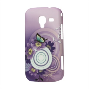 Samsung Galaxy Ace 2 I8160 Hard Case Elegant Flower