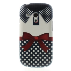 Polka Dots Shirt Hard Cover for Samsung Galaxy S III Mini I8190