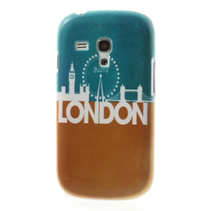 For Samsung Galaxy S3 Mini I8190 London Impression Hard Back Shell